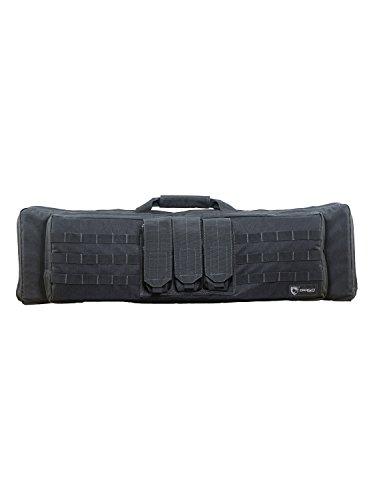 Drago Gear XT Double Gun Case, 36'', Black by Drago Gear