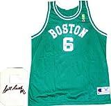 Bill Russell Autographed Signed Boston Celtics Replica Jersey