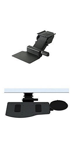 Humanscale Combo Keyboard Tray System with Clip Mouse