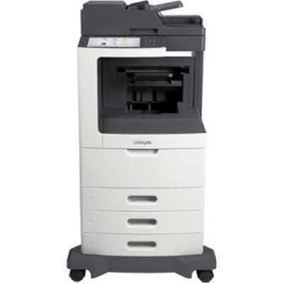 Lexmark 24T7412 MX810dtfe Multifunction Mono Laser Printer Printer/Scanner/Copier/Fax