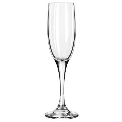 Libbey 4196SR Charisma 6 Ounce Tall Flute Glass - 24 / CS by Libbey