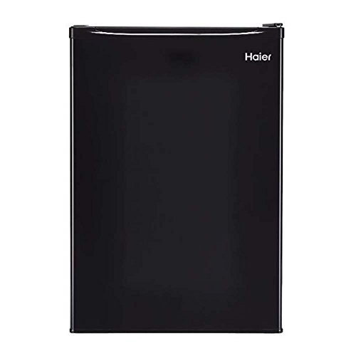 Haier 2.7 Cubic Feet Energy Star Compact Refrigerator, Black | HRC2731ACB by Haier