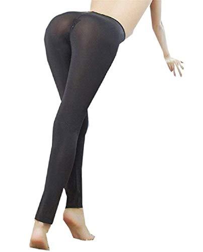 Stretch Semplice Jogging Fit Pantaloni Leggings Da Slim In Elastico Donna Nero Allenamento Fitness Vita Glamorous 00qX1wUO