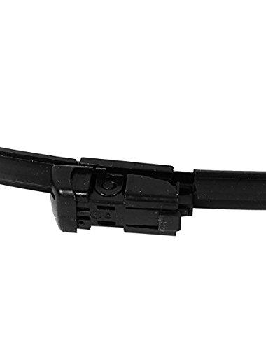 Limpiaparabrisas de Parabrisas delantero Professional silicona de la ventana para coche skoda excelente - negro: Amazon.es: Coche y moto