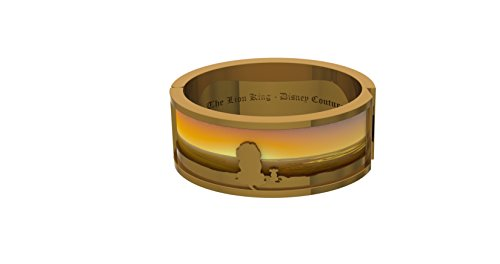 (Disney Couture The Lion King Simba and Mufasa Serengeti Bangle Bracelet)