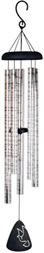 44'' Signature Sonnets Amazing Grace Outdoor Patio Garden Wind Chime by CC Outdoor Living