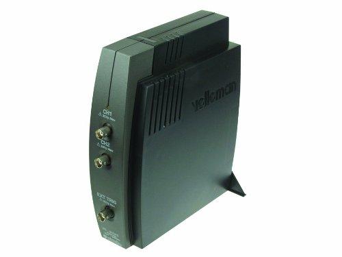 VELLEMAN - PCSU1000 USB-PC-Speicheroszilloskop 404001
