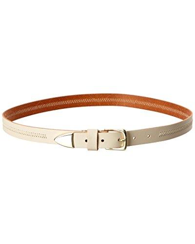 Linea Pelle Womens Women's Leather Hip Belt, (Linea Pelle Hip Belt)