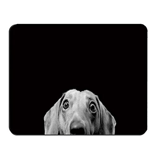 Personalized Unique Design Oblong Shaped Mouse Pad ()