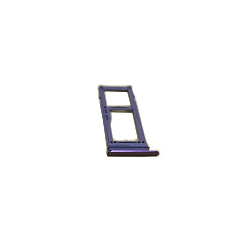 Nano SIM SD TF Card reader Tray Holder Slot Holder Adapter Replacement for samsung Galaxy S9 Plus G965 (Purple) from Nano SIM SD TF Card reader Tray Holder Slot Holder Adapter Replacement for samsung Galaxy S9 Plus