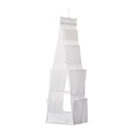 Unbekannt IKEA - Organizador Colgante pluring Bolsa Armario ...