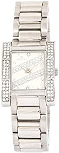 Brogeh Watch for Unisex, Silver Stainless Steel Band, 2236-2
