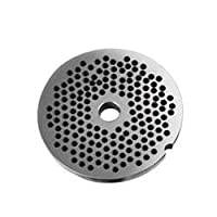 Weston 29-1204 #10/12 Grinder Stainless Steel Plate, 4.5mm