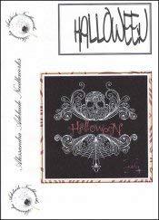Halloween Cross Stitch Chart]()