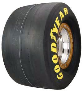 Goodyear Racing Tires D2796 29.0x11.0-15 Drag Slick