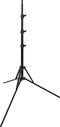 GTX Grip Light Stand L Series 85''(2150mm)-4 Section, Black (GP-LLS85RL) by Yes Photo Group (Image #1)
