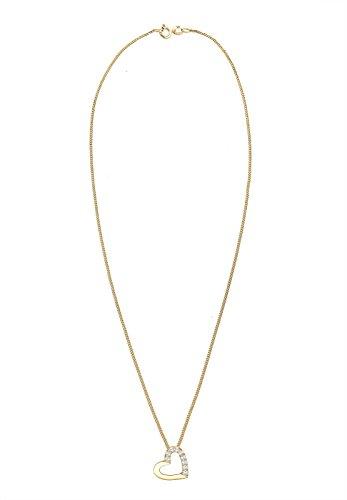 Elli Premium Femme  14carats (585/1000)  Or jaune