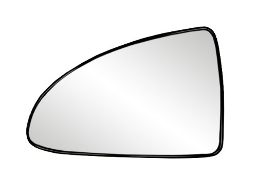 (Fit System 88206 Chevrolet/Pontiac Left Side Power Replacement Mirror)