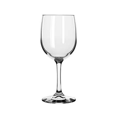 Libbey 8564SR Bristol Valley 8.5 Ounce White Wine Glass - 24 / CS