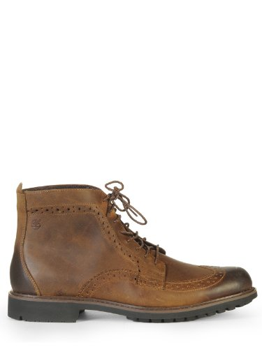 Timberland, Stivali uomo marrone dunkelbraun (burnished)