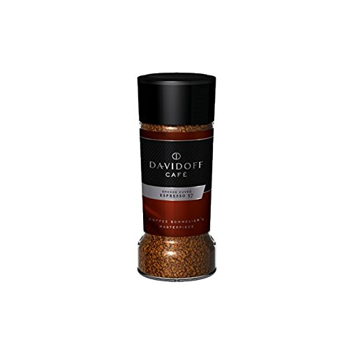 Davidoff Cafe Espresso 57 Instant Coffee, 3.5-Ounce Jars (Pack of 2)