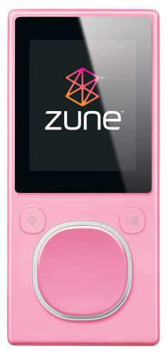 Zune 4 GB Digital Media Player - Music Zune Video Player