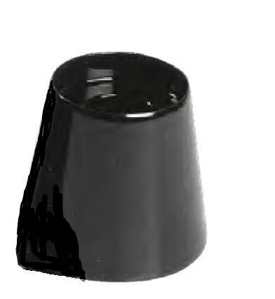 Novello Riser Extensions Black DN-626B (Novello Riser)