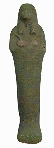 Funerary Statue (Egyptian Rare Mummy Ushabti 8.5