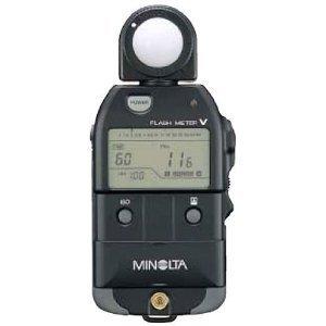 amazon com minolta flash meter v photographic light meters rh amazon com Minolta Light Meter V minolta flash meter iii user manual