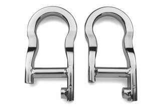 tow hooks for chevy silverado - 1