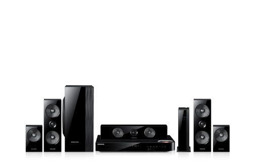 Samsung 5.1 Channel 1000 Watts wireless surround sound 3D Blu-ray Home Theater System by Samsung (Image #1)