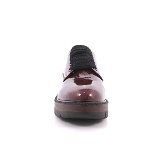 Bordeaux Donna Allacciata Scarpa 26 Impronte Il182550 FzaOxw