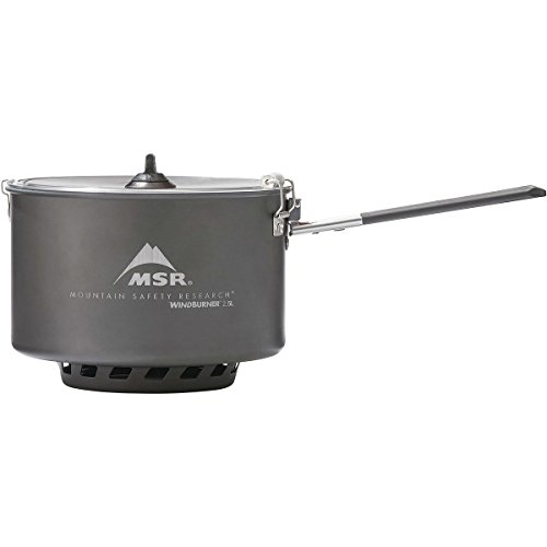 MSR Windburner Sauce Pot One Color, 2.5L