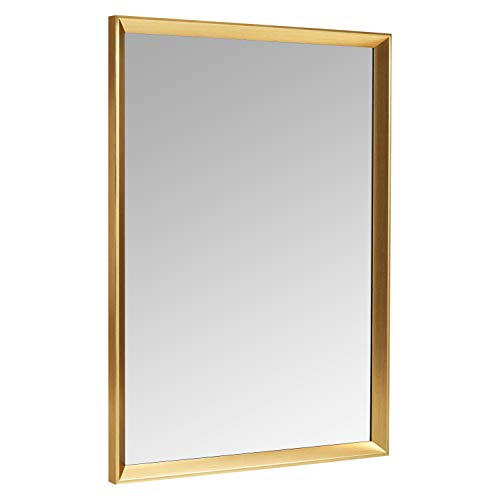 AmazonBasics Rectangular Wall Mirror - 20