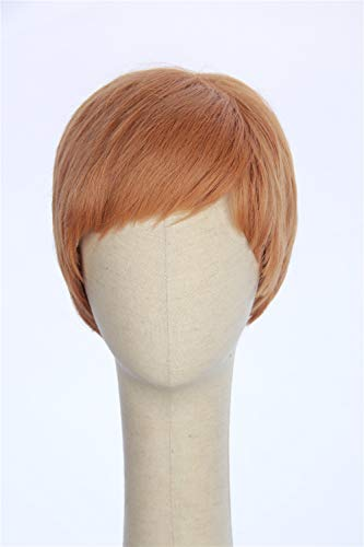 Cosplaywigscom: Cersei Lannister Wig Inspired by Game of Thrones Short Honey Blonde Hair Costume Cosplay Heat Resistan Synthetic Hair for Women]()