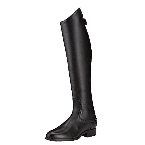 Donne Ariat Stivali Da Equitazione Vestito Patrimonio Contorno Zip Nero 6,5 (40)