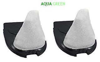 2-Eureka DCF-11 Washable & Reusable Quick Up Dust Cup Filters by AQUA GREEN