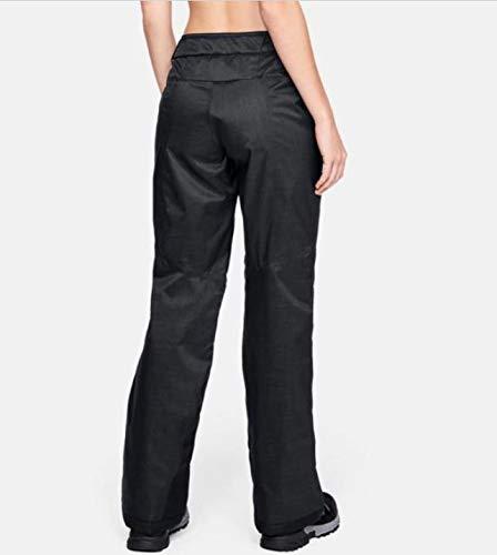 Under Armour Women's Navigate Pant, Black (001)/Charcoal, Large