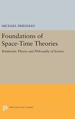 Foundations of Space-Time Theories: Relativistic Physics and Philosophy of Science (Princeton Legacy Library)