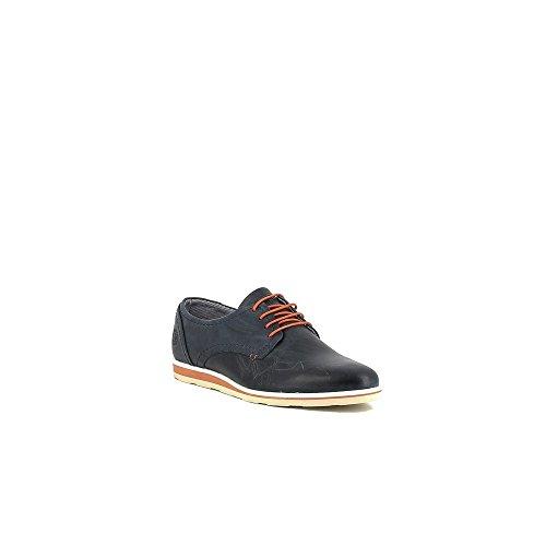 Bullboxer 727-K2-3855X Zapatos de cordones Hombre azul, EU 43