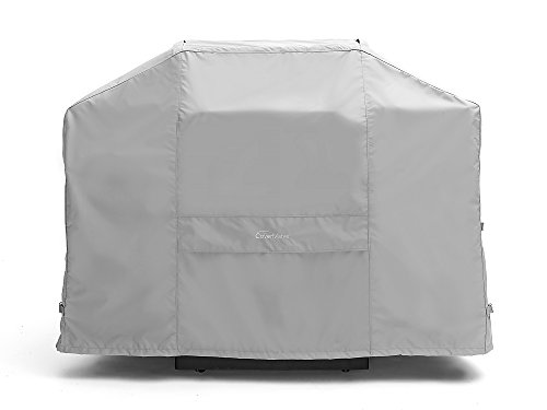 CoverMates – Grill Cover – 92W x 30D x 46H – Ultima Collection – 7 YR Warranty – Year Around Protection - Grey by CoverMates