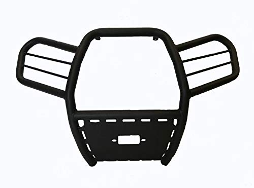 (Bison Bumpers Kawasaki Brute Force 750i (2012-2019) ATV Front Brush Guard Trail Series)