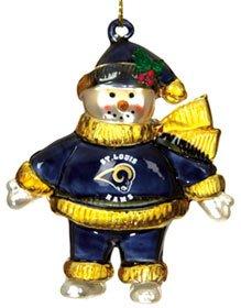 NFL St. Louis Rams Ornament 2 3/4