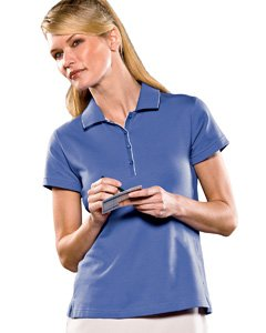 adidas Golf- Ladies Climalite Tour Jersey Polo