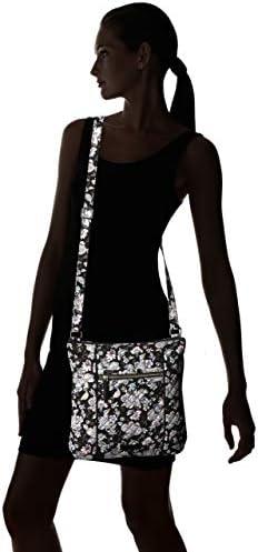 Vera Bradley Women's Signature Cotton Hipster Crossbody Purse