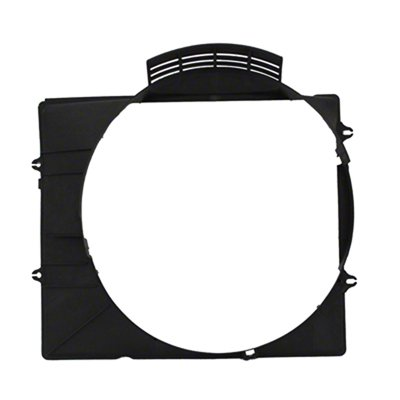 MAPM Premium Quality RADIATOR FAN SHROUD FOR MODELS WITH 3.0L V6 FOR 1989-1995 Toyota Pickup by Make Auto Parts Manufacturing