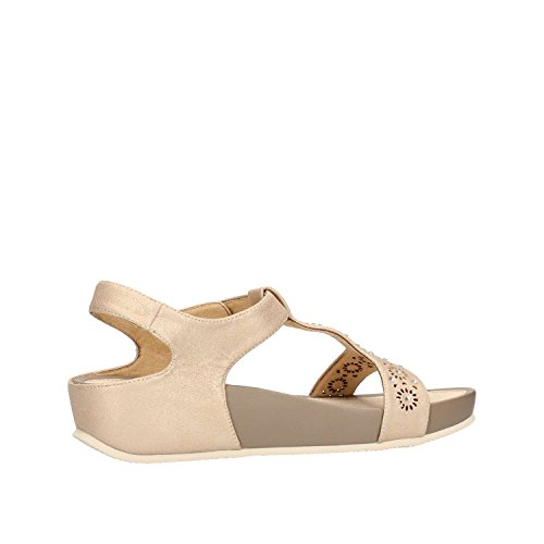 Dira Sandalo SA1628 GRUNLAND S Donna Beige q16Hw7Zx