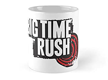 Amazon.com: Taza con texto en inglés «Army Mug Big Time Rush ...