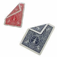 Double Back Cards (Bicycle) - mixed (25 red/red - 25 (Double Face Deck Bicycle)
