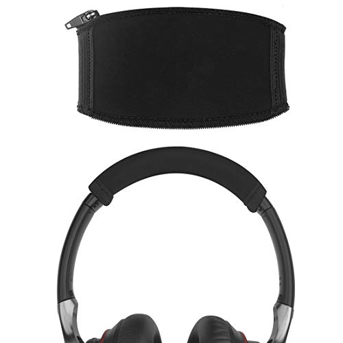 Replacement Headband Cover for Sony MDR10RBT, MDR10RNC, MDR10R, Skullcandy Hesh 3, Crusher Headphones/Headband Protector Repair Parts/Easy DIY Installation No Tool Needed
